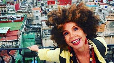 Victoria Abril, méconnaissable avec cette coupe de cheveux !