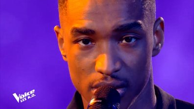 """THE VOICE 2020 - Abi chante """"Another day in Paradise"""" de Phil Collins (KO)"""