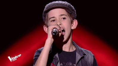 The Voice Kids 6 - Michel : À seulement 13 ans, il reprend du AC/DC avec force (REPLAY)