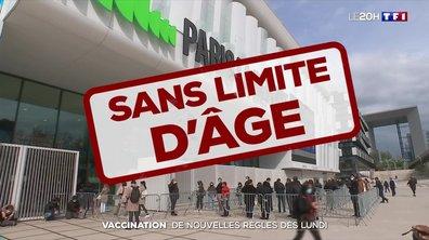 Accélération de la campagne de vaccination : ce qui va changer