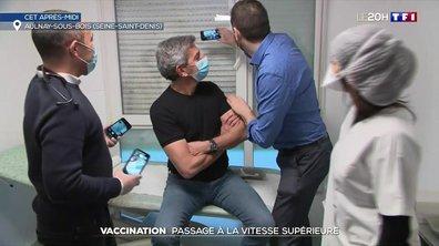 Accélération de la vaccination anti-Covid : les détails du nouveau calendrier