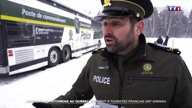 Accident de motoneige au Québec : ce que l'on sait de la disparition des cinq Français
