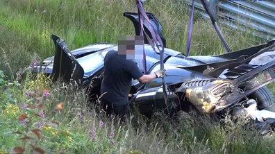 Koenigsegg s'explique sur le crash de sa One : 1 au Nürburgring