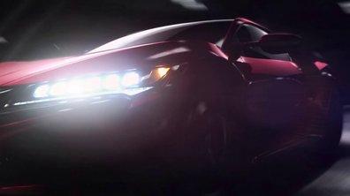 Acura NSX 2015 : premier teaser pour la future sportive Honda !