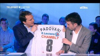 [Téléfoot 25/02/2018] Addition du Fast Foot : Gagnez le maillot de Romain Padovani