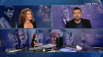 Adieu à Belmondo : les confidences de son ami Jeff Domenech