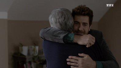 CLEM : Les retrouvailles émouvantes d'Adrian et son père, Antonio (VIDEO)