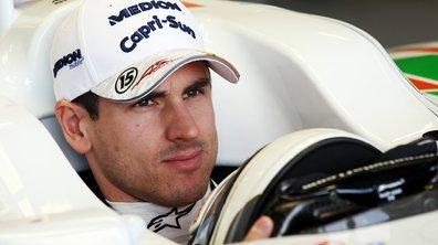F1 : Adrian Sutil rejoint Sauber en 2014