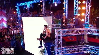 Miraculé, Adrien Mas réalise un exploit dans Ninja Warrior