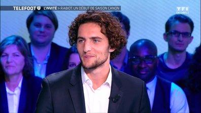 """[Exclu Téléfoot 27/08] - Rabiot : """"Le PSG a des objectifs très élevés cette saison"""""""