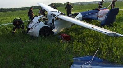 Voiture Volante : un prototype Aeromobil s'écrase