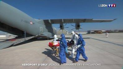 Aéroport d'Orly : plaque tournante des évacuations