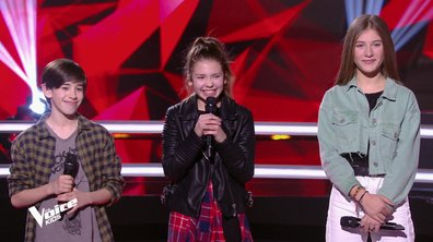 The Voice Kids 6 - BATTLES (Patrick Fiori) : Qui de Clara, Michel ou Mila a gagné ?  (REPLAY)