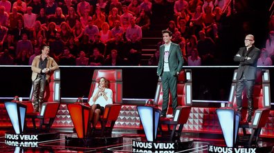 Lucie, Vincent Vinel, The SugaZz… devant les auditions à l'aveugle, les talents de The Voice 6 sont nostalgiques