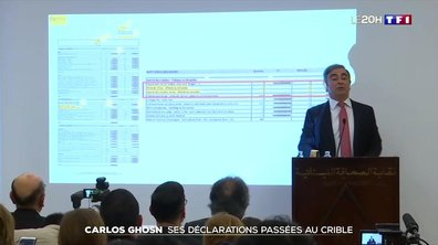 Affirmations de Carlos Ghosn : le vrai du faux
