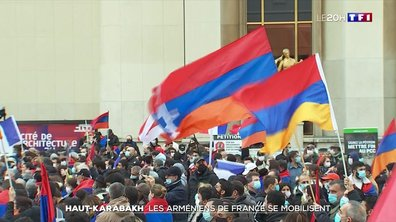 Affrontements dans le Haut-Karabakh : les Arméniens de France se mobilisent
