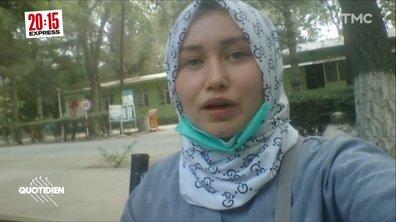 Afghanistan : le nouveau quotidien de Fatema, étudiante privée d'université