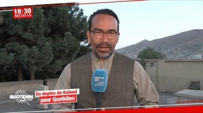 Afghanistan : le témoignage de Cyril Payen, rare journaliste encore sur place