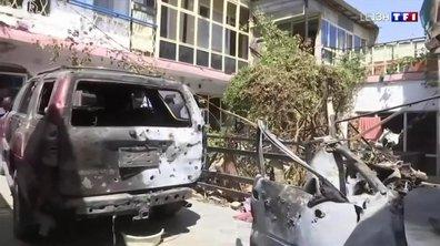 Afghanistan : les Etats-Unis s'excusent de l'erreur tragique