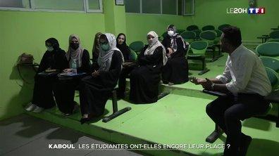 Afghanistan : les étudiantes ont-elles encore leur place à Kaboul ?