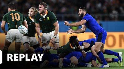 Afrique du Sud - Italie (Coupe du monde de rugby - Japon 2019)