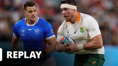Afrique du Sud - Namibie (Coupe du monde de rugby - Japon 2019)