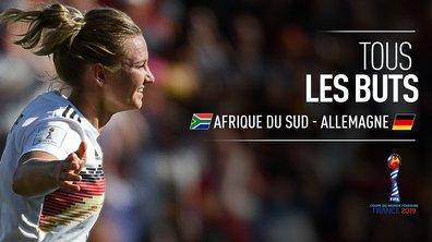 Afrique du Sud - Allemagne : Voir tous les buts du match en vidéo