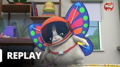 Agent Binky - Mission : papillon