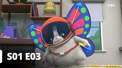 Agent Binky - S01 E03 - Mission : papillon