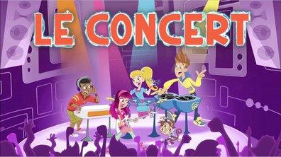 Le concert exclusif des Agents Pop Secrets !