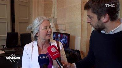 Agnès Thill, la députée qui pourrait faire imploser LREM