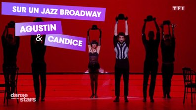 Sur un Jazz Broadway : Agustin Galiana et Candice Pascal (Chicago)