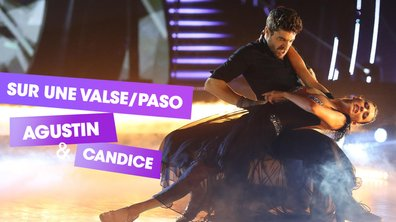 Sur une Valse/Paso,  Agustin Galiana et Candice Pascal (L'envie)