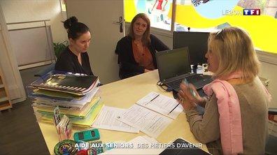 Aide aux seniors : les Ehpad privés recrutent jusqu'à 2 000 apprentis