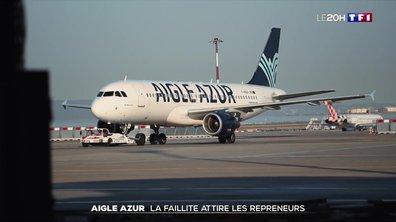 Aigle Azur : la faillite attire les repreneurs