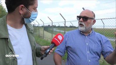 """""""Air Cocaïne"""" : rencontre avec Christophe Naudin, l'homme qui a exfiltré les deux pilotes accusés"""