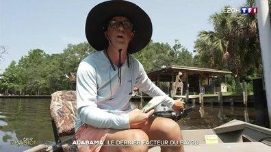 Alabama : dans le sillage du dernier facteur du bayou