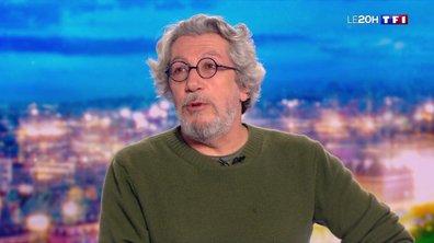 """Alain Chabat sur le plateau de TF1 pour parler du film """"#JeSuisLà"""""""