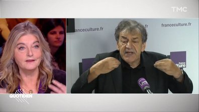 """Alain Finkielkraut : """"On n'est pas là pour dire ce qui est bien ou pas"""", se défend la patronne de France Culture"""