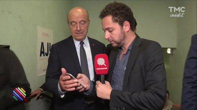Alain Juppé soigne son image