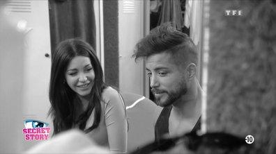 Secret Story 11: Petit flirt entre Laura et Alain