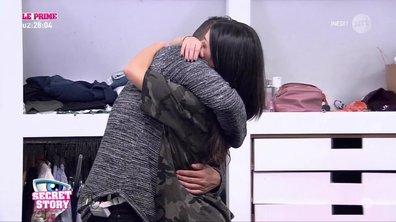 Secret Story 11 : Après le clash, la réconciliation pour Laura et Alain