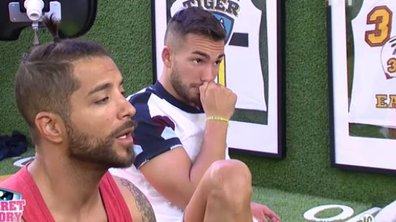 Secret Story 11 : Alain et Laura : massage et petite mise au point
