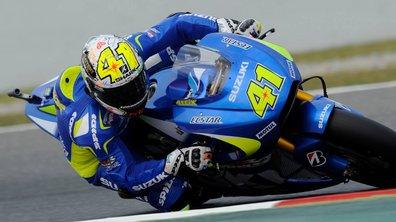 MotoGP Essais Catalunya 2015 : Aleix Espargaro en tête vendredi