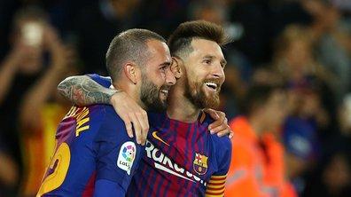 Liga - FC Barcelone : Auteur de son 4e quadruplé avec le Barça, Messi franchit la barre des 300 buts au Camp Nou