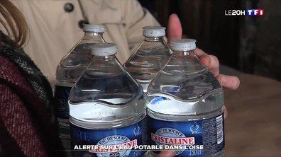 Alerte à la pollution de l'eau potable dans l'Oise