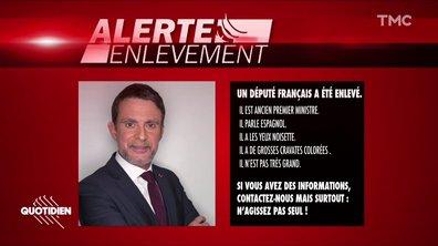 Alerte enlèvement : Manuel Valls déserte l'Assemblée
