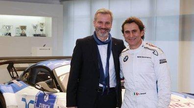 Alessandro Zanardi de retour en compétition