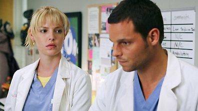Découvrez la réaction de Katherine Heigl (Izzie Stevens) au mariage de Jo et Alex…