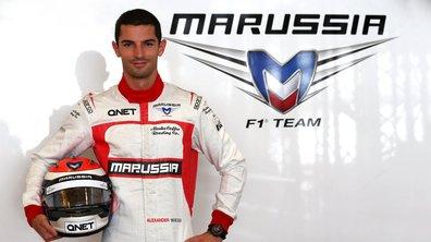 F1 - GP Belgique 2014 : Alexander Rossi remplace Chilton chez Marussia